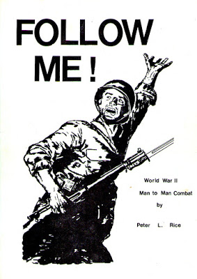Follow Me ! World War II Combat Wargame - Chris Parker Games