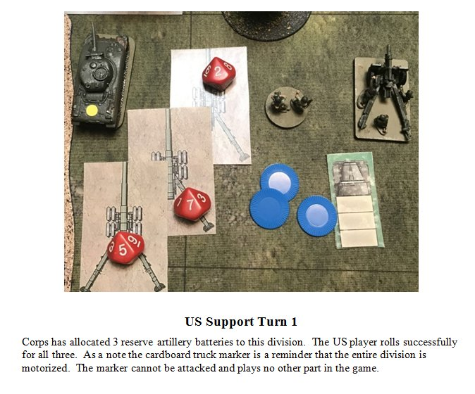 US Support Turn 1