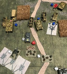 US Assault Game Turn 3